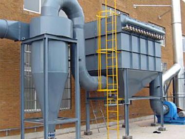 Пылеулавливающие агрегаты