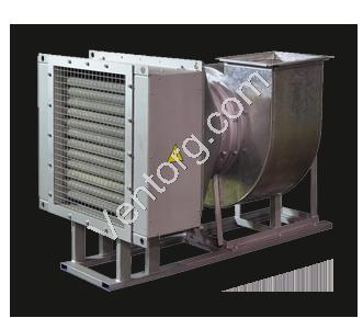 Купить воздухонагреватель электрический по низкой цене