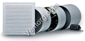 Приточно-вытяжная вентиляция с рекуператором УВРК-50М(МА)