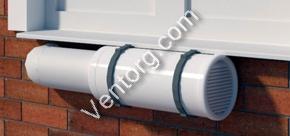 Приточно-вытяжная вентиляция с рекуператором УВРК-50МК
