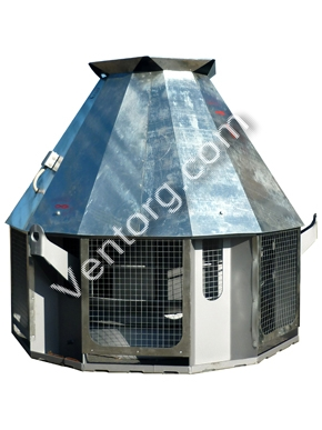Вентиляторы дымоудаления