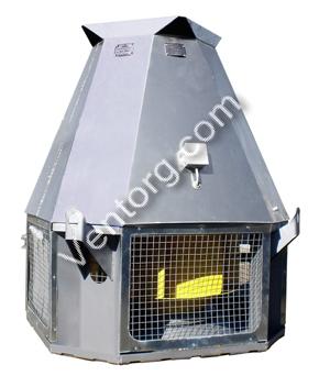 Вентиляторы крышные ВКРСм