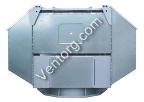 Купить вытяжной крышный вентилятор ВКРВ-8 цена от 64 772 руб
