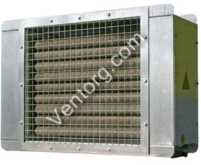 Воздухонагреватели электрические