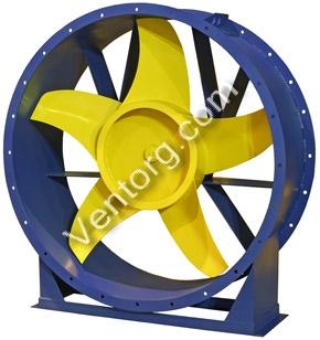 Купить осевой вентилятор ВО 14-320-3,15 цена от 4 186 руб