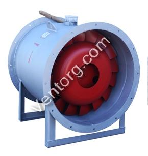 Купить вентилятор подпора осевой ВО 30-160-12,5 цена от 111 368 руб
