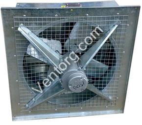 Купить вытяжной осевой вентилятор ВО-2,5 цена от 2 390 руб