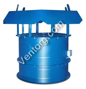 Вентиляторы осевые крышные ВОКП 25-188 и ВОКП 30-160