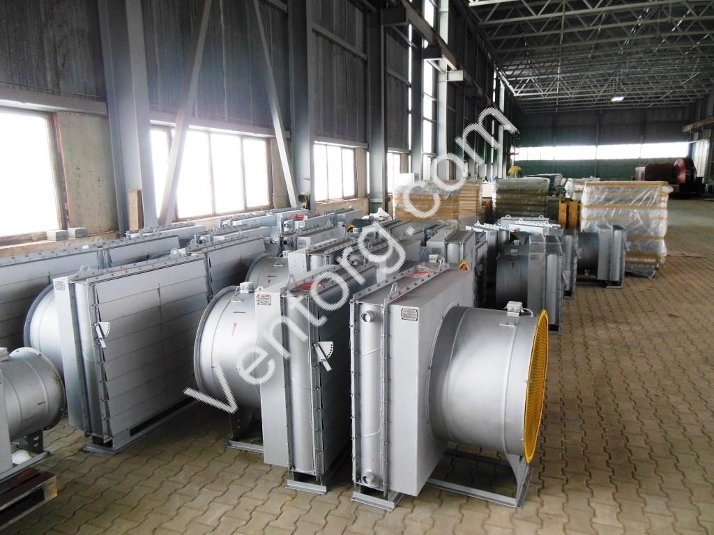 АО 2-20 агрегаты отопительные
