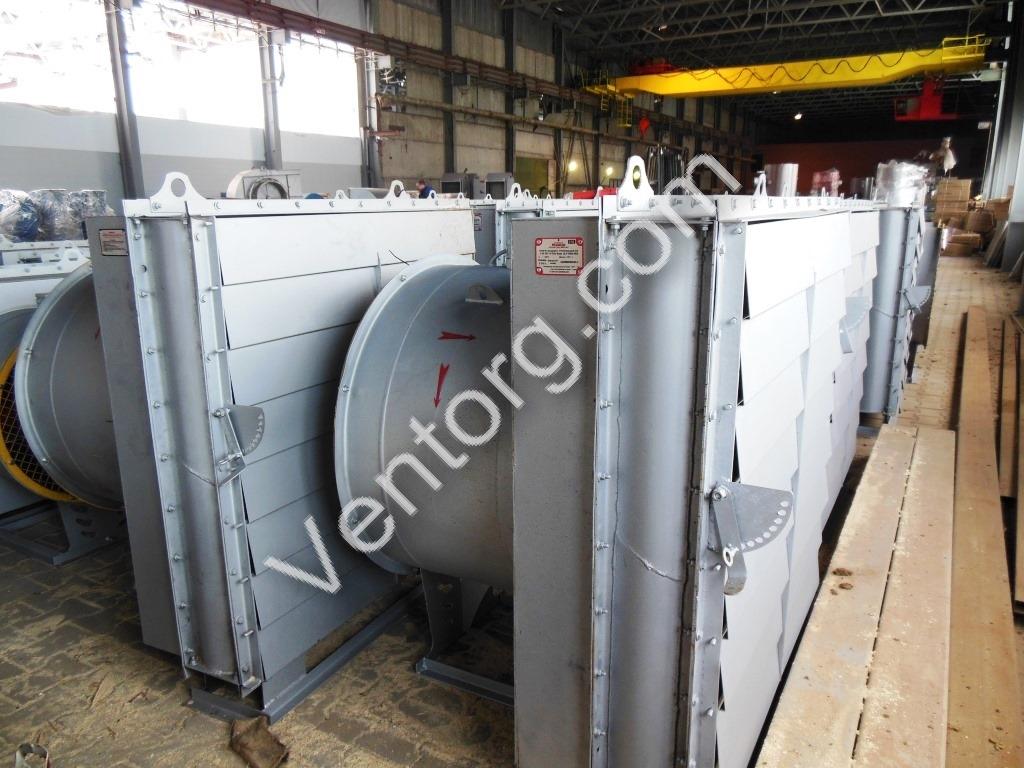 АО 2-20П отопительные агрегаты