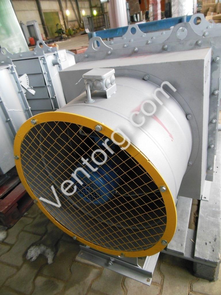 АО 2-3П отопительный агрегат