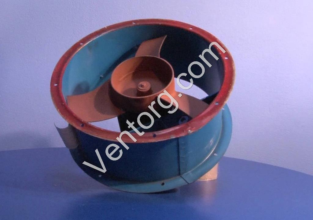 ВО 06-300-10 осевой промышленный вентилятор