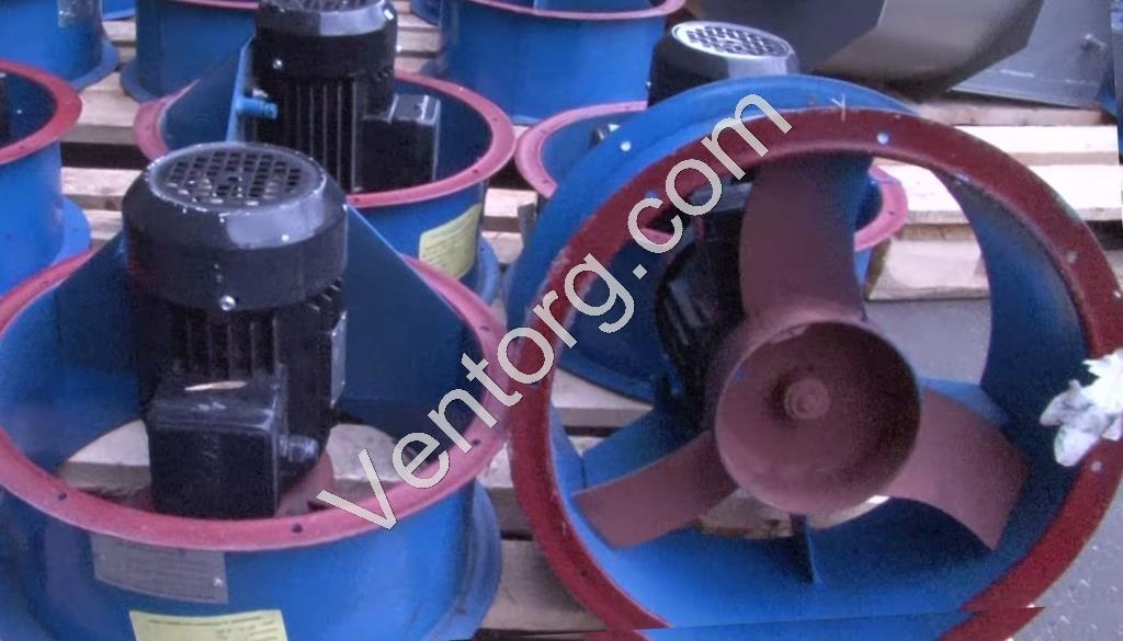 ВО 06-300-12,5 вентиляторы осевые промышленные цена