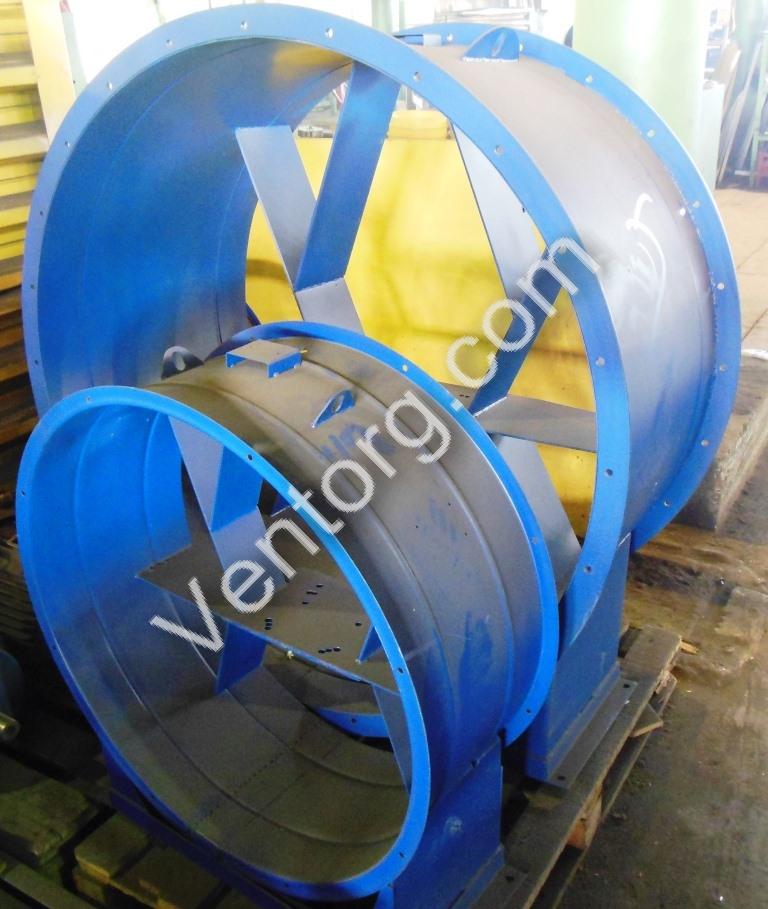 ВО 06-300-12,5 вентиляторы осевые промышленные