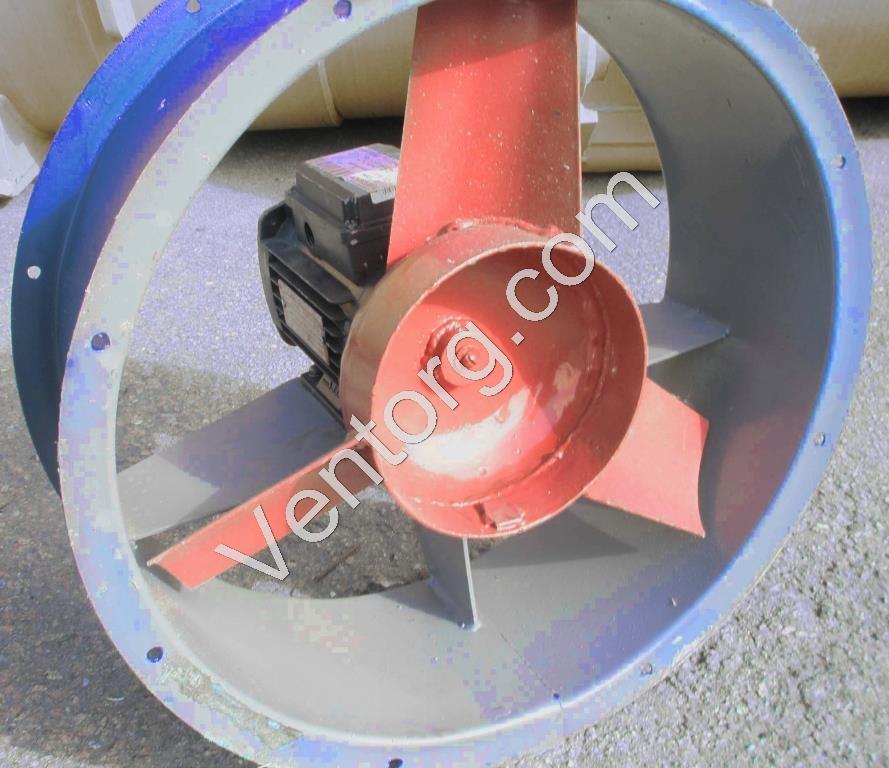 ВО 06-300-5 вентилятор осевой