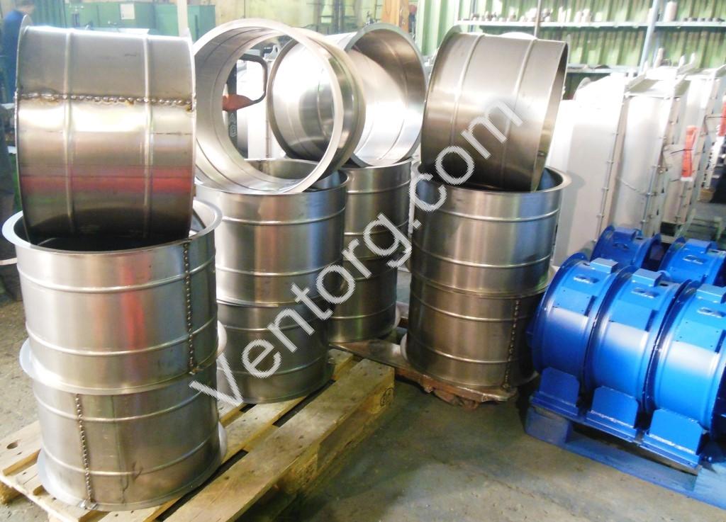 ВО 06-300-6,3 вентиляторы осевые производитель Медведь