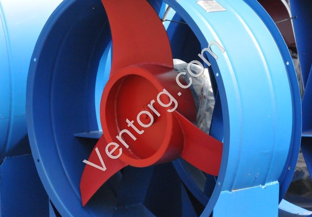 ВО 06-300-6,3 вентиляторы осевые