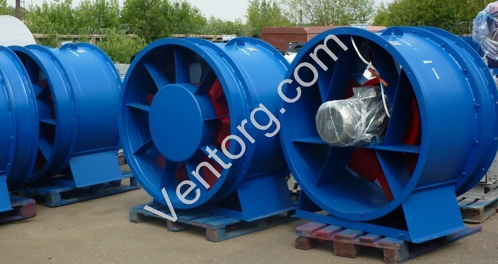 ВО 25-188-9 вентилятор подпора осевой