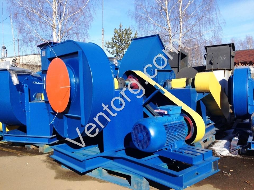 ВР 132-30-12,5 вентиляторы с ременной передачей