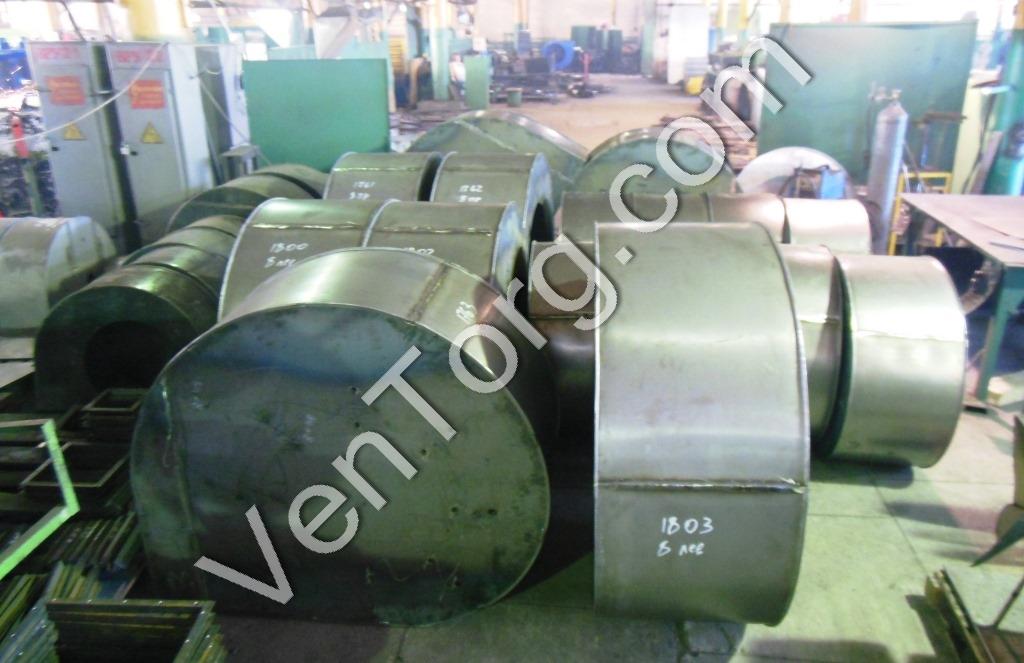 Вентиляторы ВЦ 14-46-4 производство и продажа