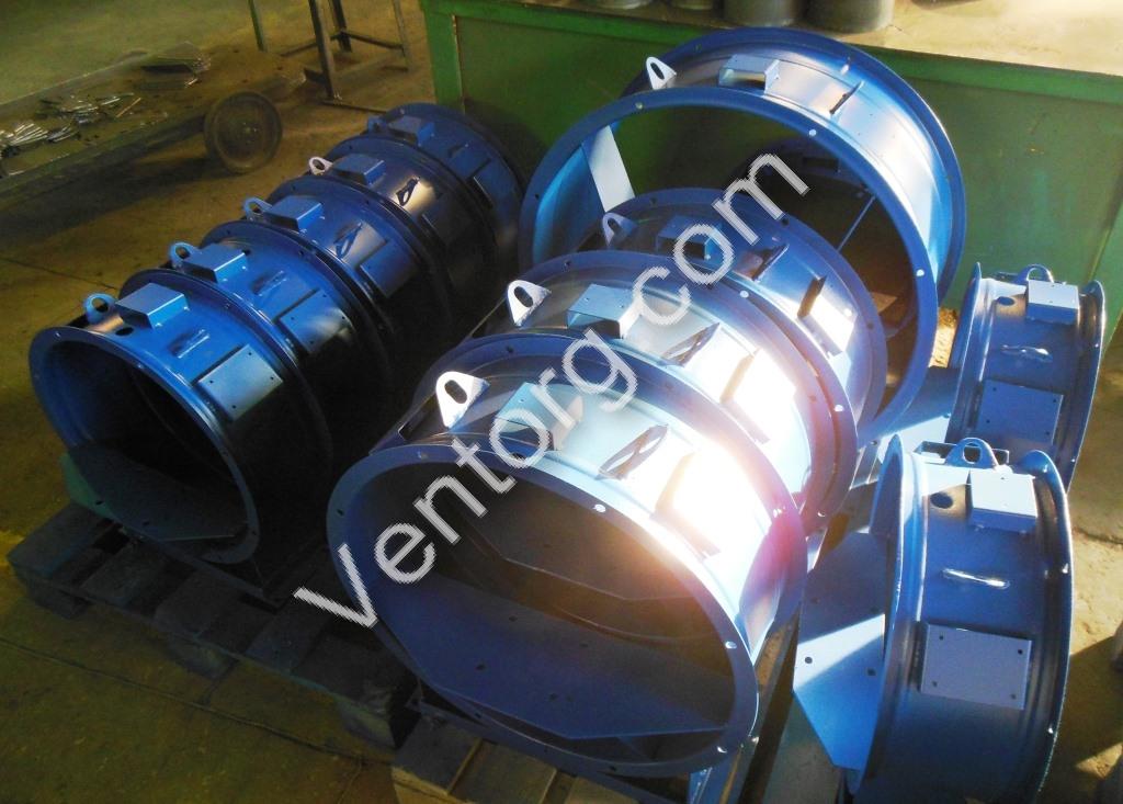 Вентилятор ВО 06-300-4