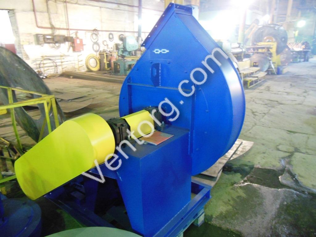 Вентилятор ВР 132-30-6,3 высокого давления купить