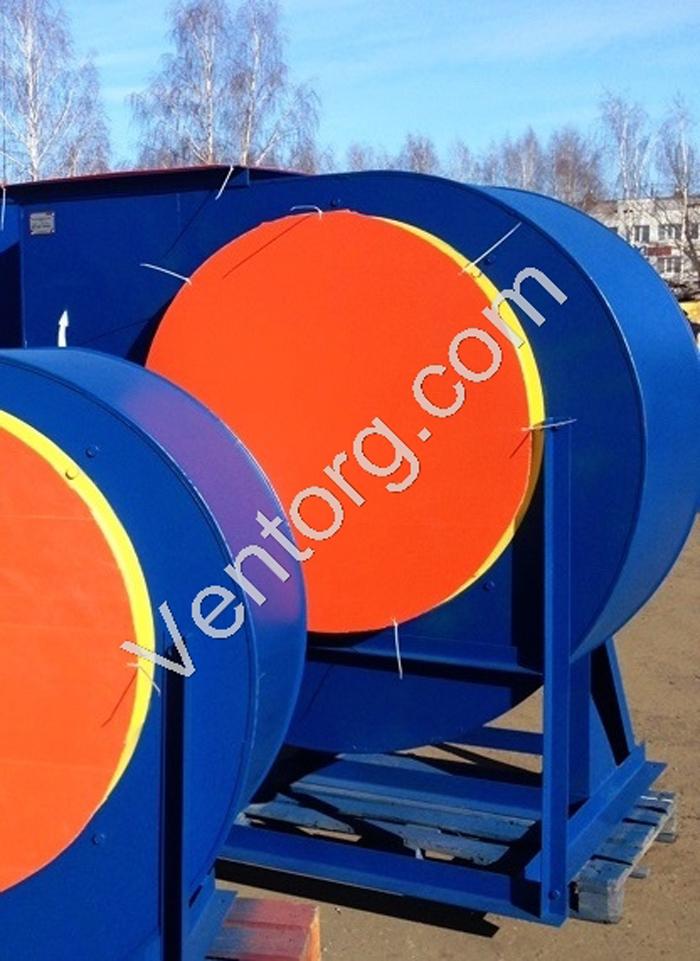 Вентилятор ВР 132-30-6,3 высокого давления