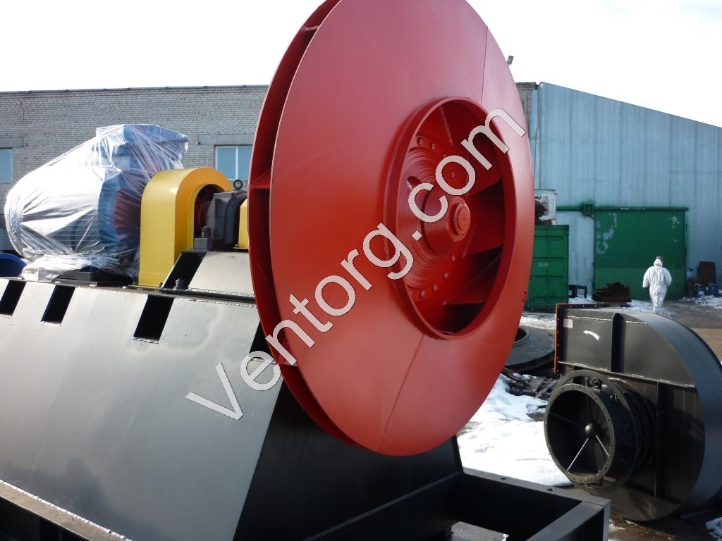 Вентилятор мельничный ВМ-15 купить