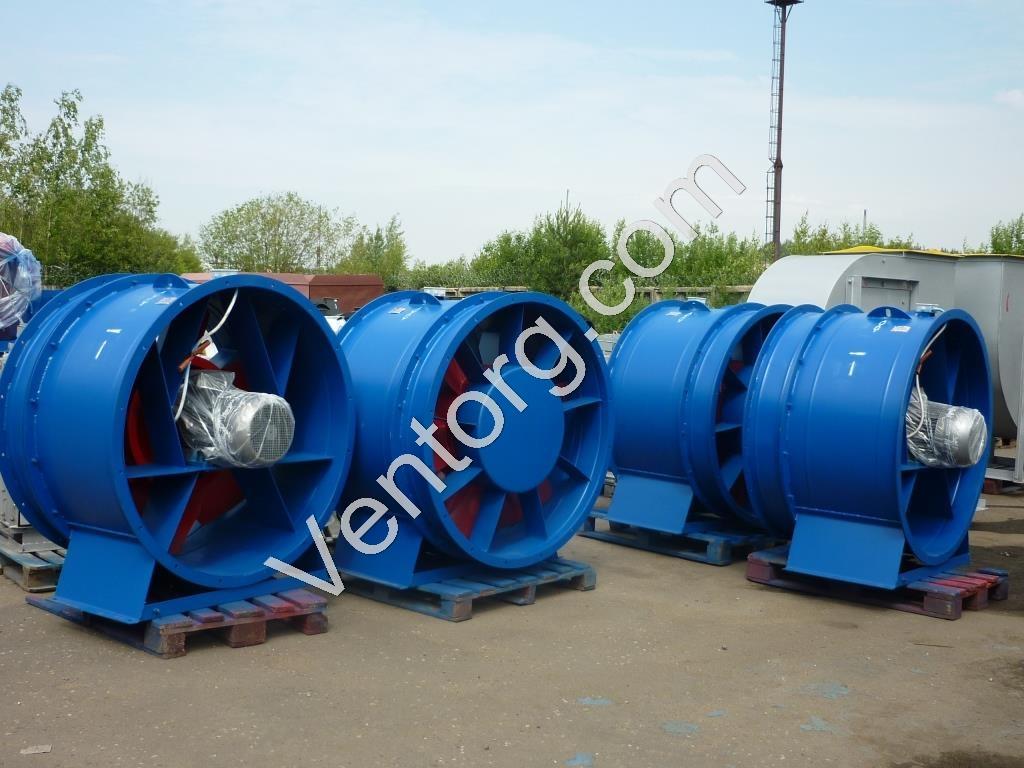 Вентилятор подпора ВО 25-188-8