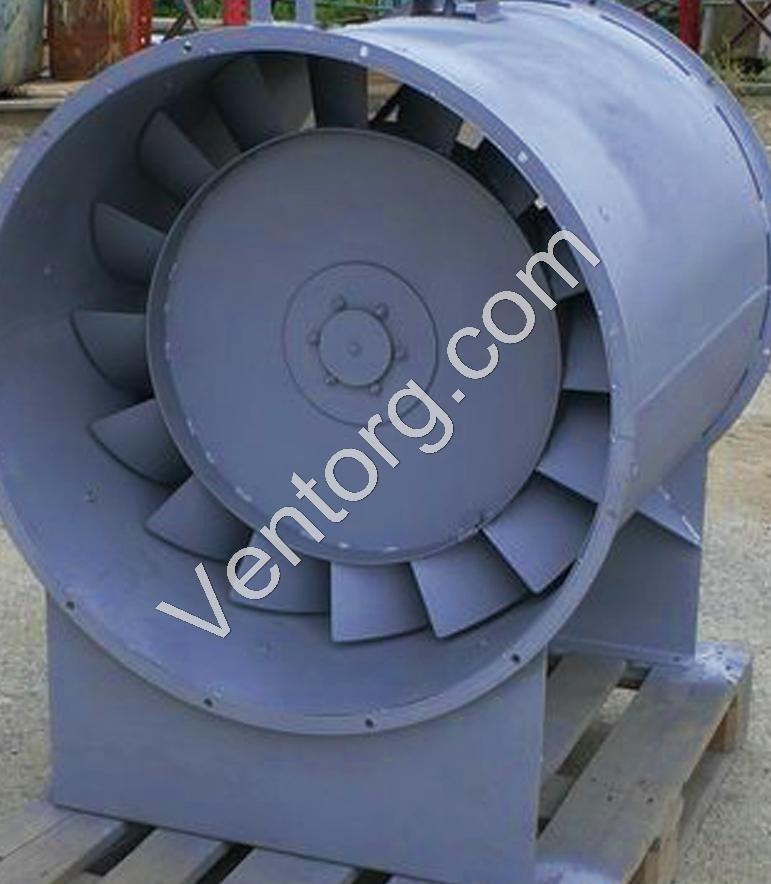 Вентилятор подпора ВО 30-160-7,1
