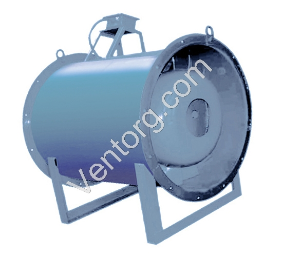 Вентилятор подпора осевой ВО 30-160-12,5