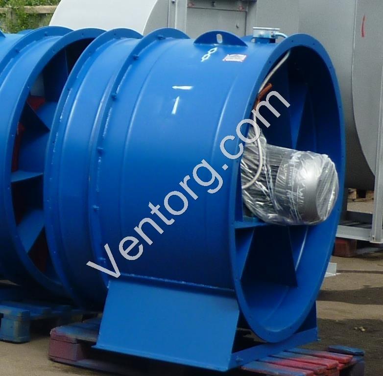 Вентилятор подпора производство ВО 25-188-12,5