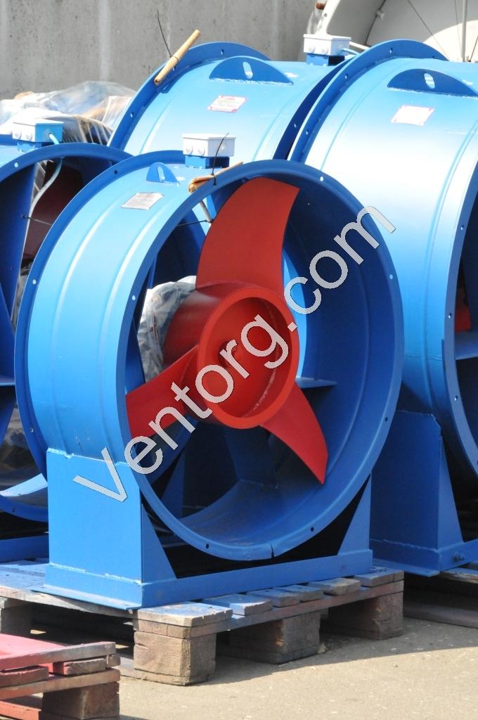 Доставка ВО 06-300-8 осевого вентилятора вытяжного промышленного