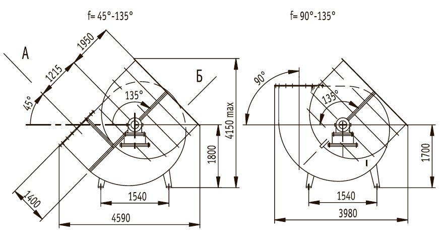 Д-20х2 присоединительные и установочные размеры