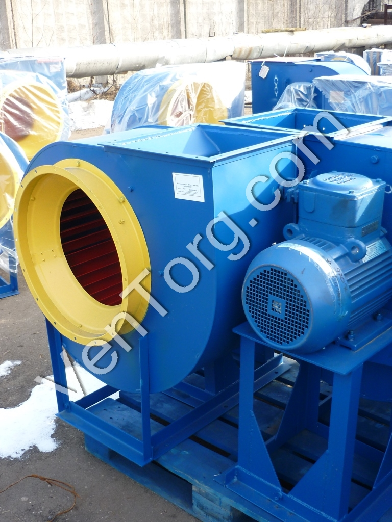 Купить ВЦ 14-46-3,15 напрямую у производителя вентиляторов
