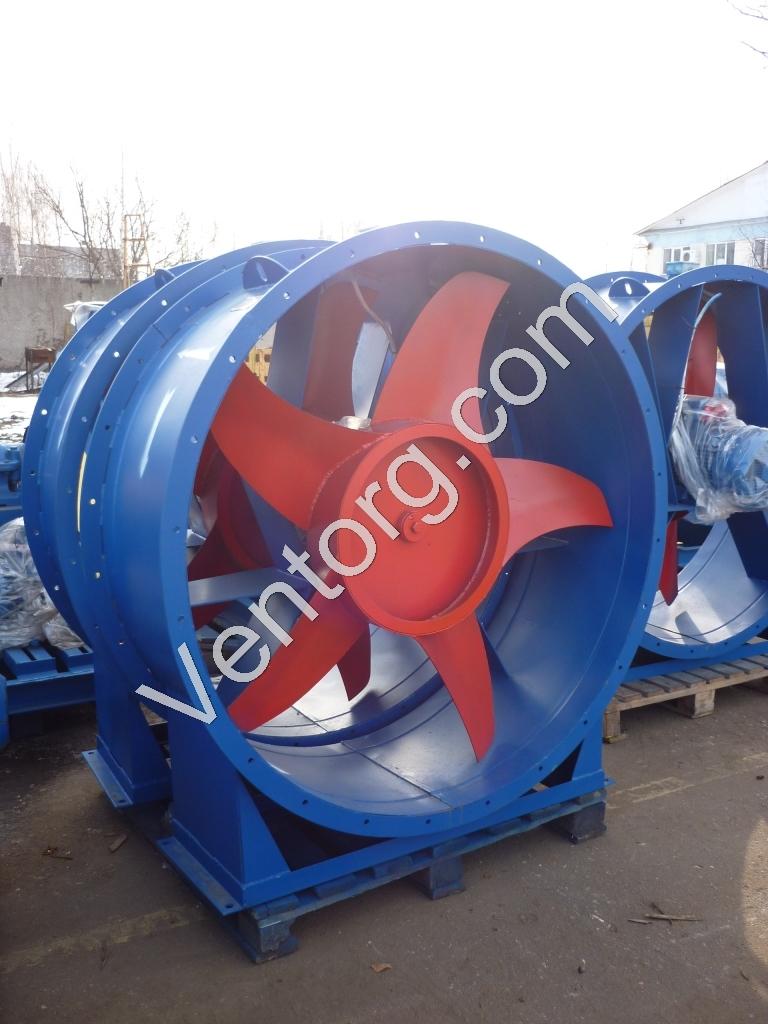 Купить вентилятор осевой взрывозащищенный ВО 14-320-8
