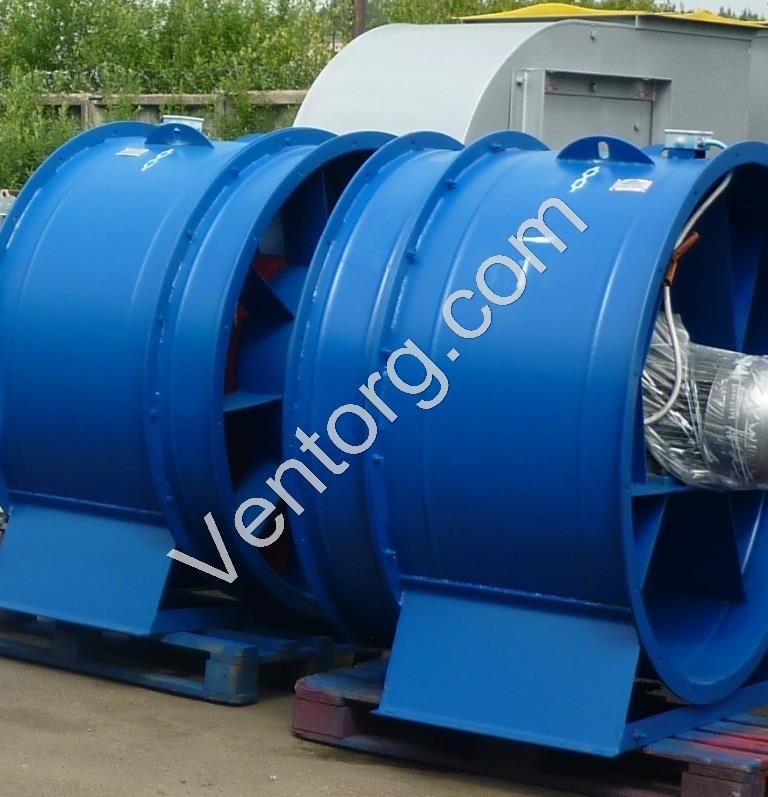 Купить вентилятор осевой промышленный ВО 25-188-10