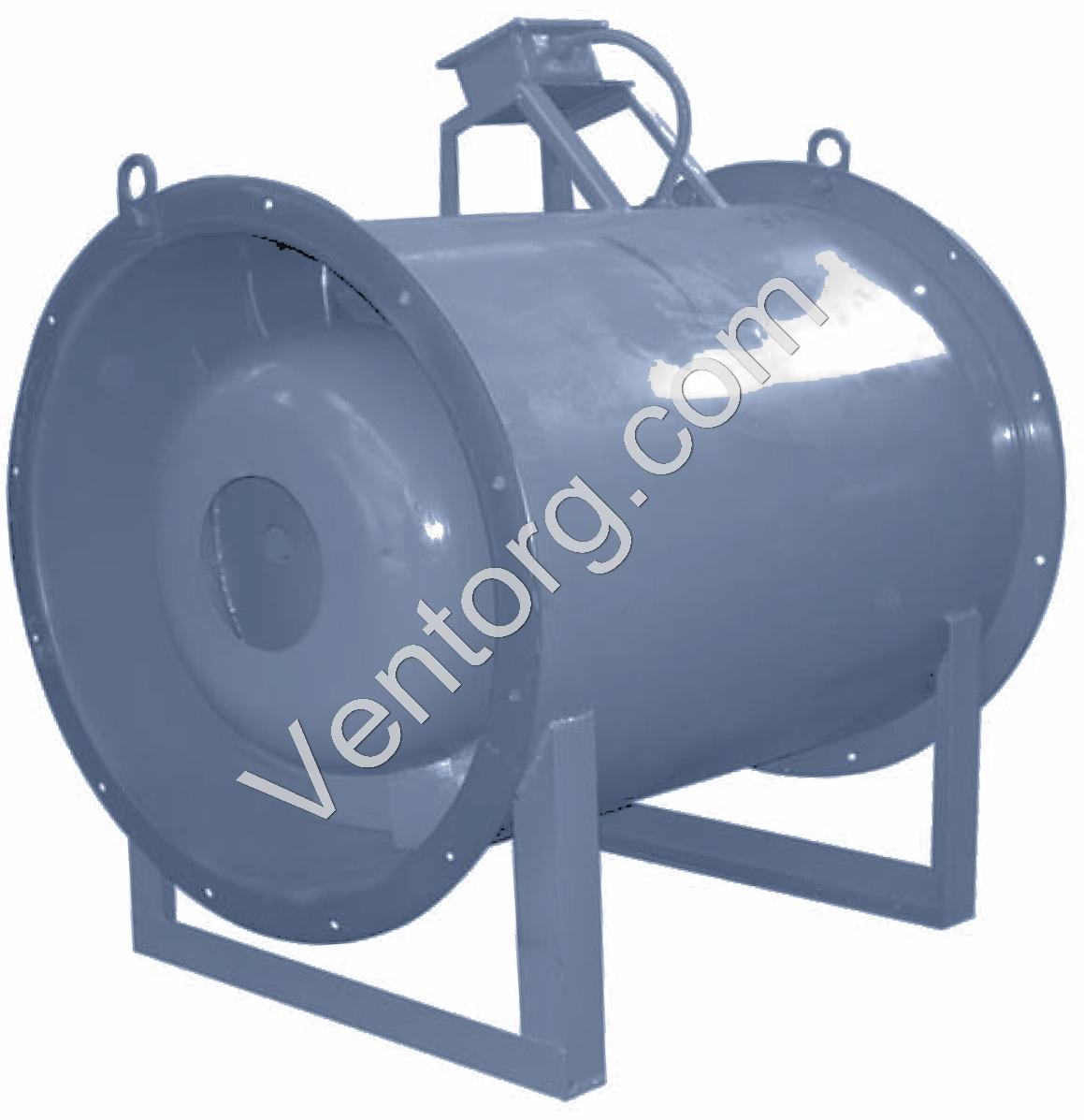 Купить вентилятор подпора воздуха ВО 30-160-8