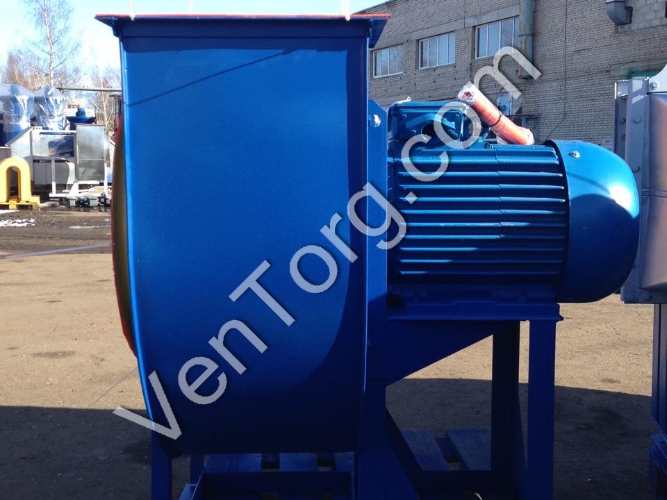 Купить вентилятор промышленный для вытяжки ВЦ 14-46-5