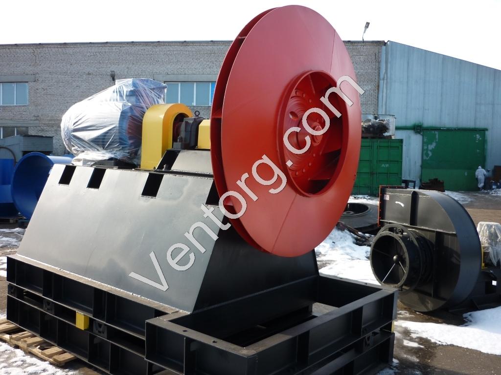 Купить мельничный вентилятор ВМ-17