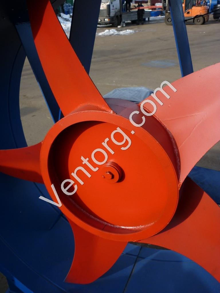 Купить осевой вентилятор ВО 14-320-3,15