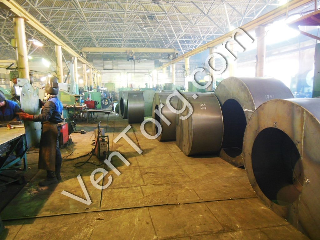 Производство и продажа вентиляторов ВЦ 14-46-6,3