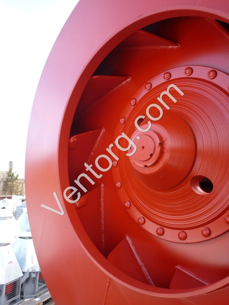 Производство мельничных вентиляторов ВМ-18