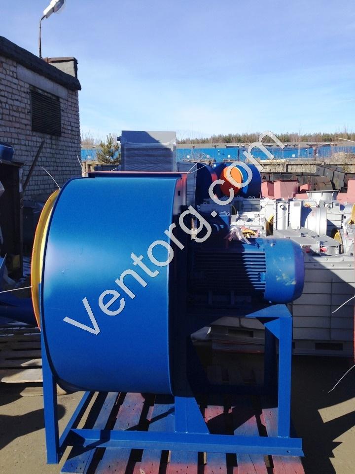 Промышленные вентиляторы ВР 132-30-9 и компоненты