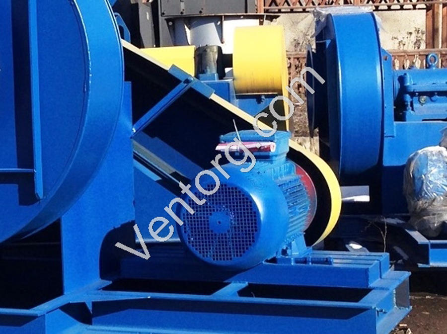 вентиляторы ВР 132-30-10