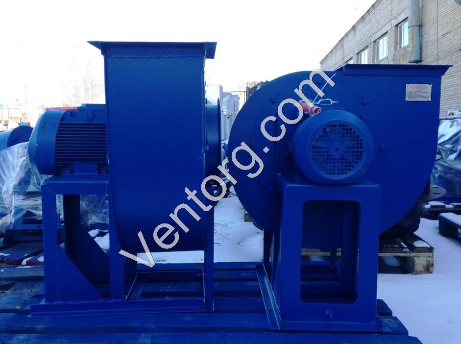 вентиляторы высокого давления ВР 12-26-4