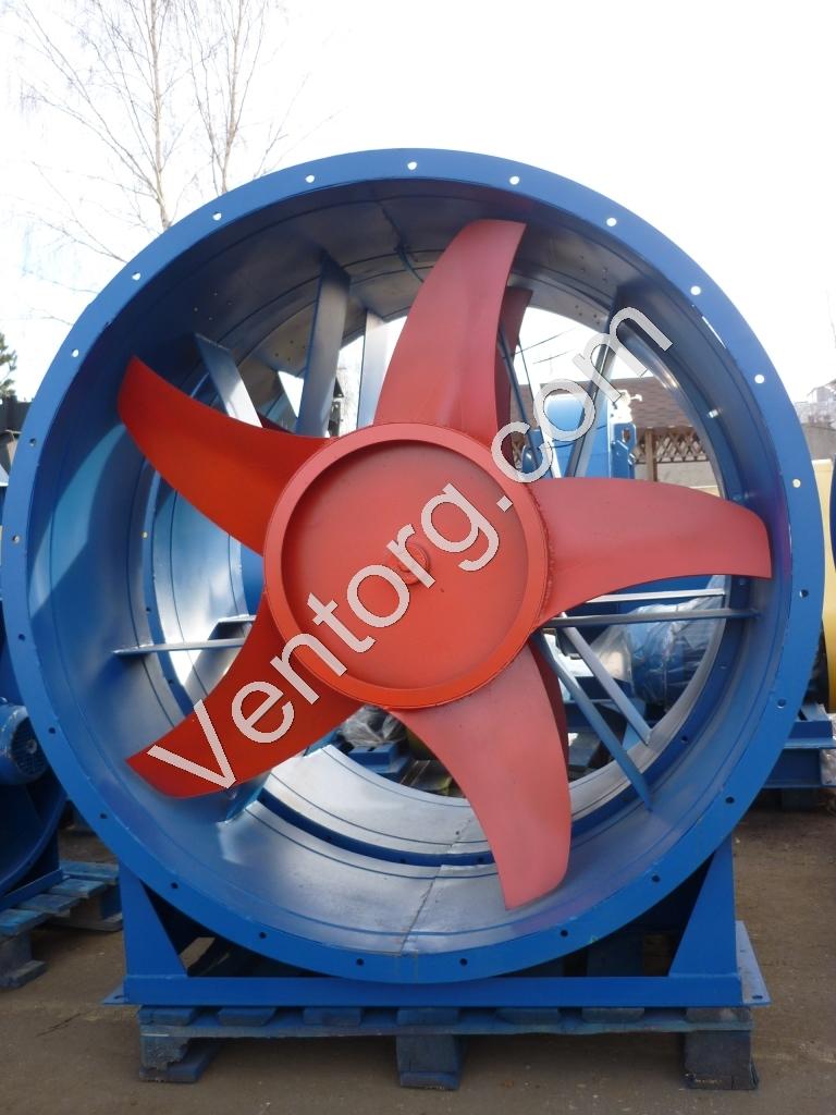 доставка вентилятора осевого промышленого ВО 14-320-12,5
