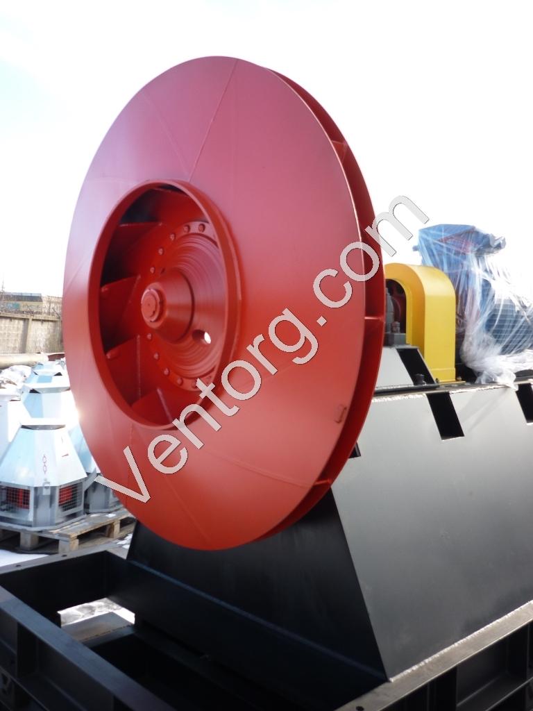 мельничные вентиляторы ВМ-18