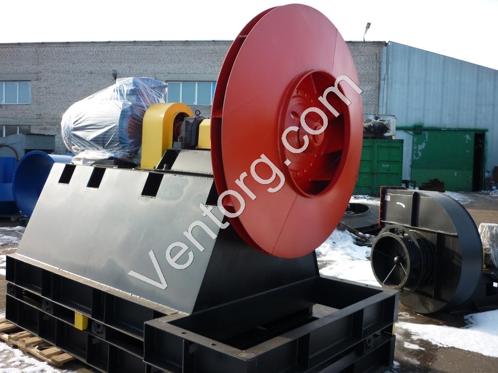 мельничный вентилятор ВМ-17