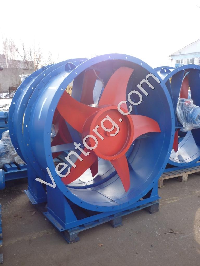 осевых вентиляторов ВО 14-320-5